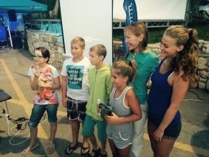Dolphin day Funtana nagrajenci